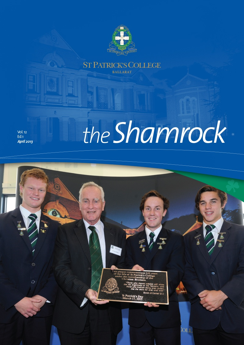 St Patrick's College Ballarat - Shamrock